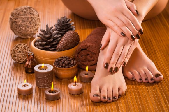Manicure and Pedicure Services